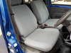 It is a picture of the blue daihatsu hijet deck van in 2005,Sub Photo 7 Stock No.Y039906