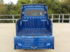 It is a picture of the blue daihatsu hijet deck van in 2005,Sub Photo 3 Stock No.Y039906