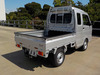 It is a picture of the silver suzuki carry jumbo in 2021,Sub Photo 4 Stock No.Y039981