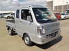 It is a picture of the silver suzuki carry jumbo in 2021,Sub Photo 0 Stock No.Y039981