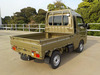It is a picture of the  khaki  daihatsu hijet jumbo in 2021,Sub Photo 4 Stock No.Y040053