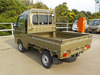 It is a picture of the  khaki  daihatsu hijet jumbo in 2021,Sub Photo 2 Stock No.Y040053