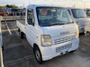 It is a picture of the white suzuki carry truck in 2006,Sub Photo 0 Stock No.Y040225