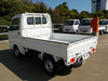 It is a picture of the white suzuki carry truck in 2020,Sub Photo 2 Stock No.Y040314