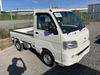 It is a picture of the white daihatsu hijet truck in 2000,Sub Photo 0 Stock No.Y040319
