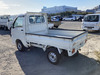 It is a picture of the white daihatsu hijet truck in 2000,Sub Photo 2 Stock No.Y040319