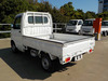 It is a picture of the white suzuki carry truck in 2003,Sub Photo 2 Stock No.Y040358