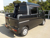 It is a picture of the black daihatsu hijet deck van in 2012,Sub Photo 4 Stock No.Y040606